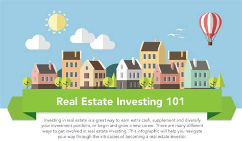 all in 101 real real estate investing 101 infographic auction com