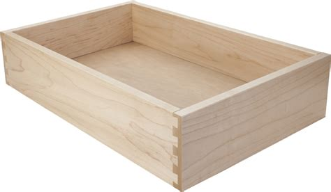 Maple Drawer Boxes by Custom Maple Drawers Custom Maple Drawer Boxes