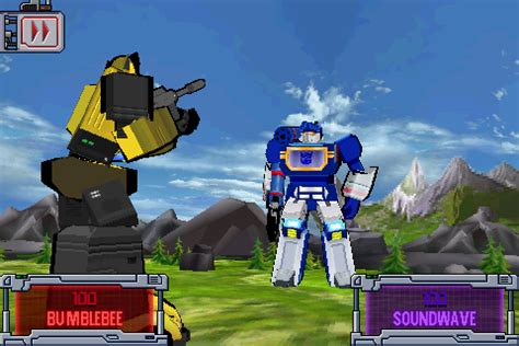 transformers g1: awakening screenshots for android mobygames
