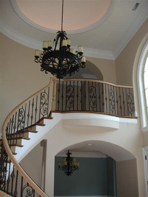 Chandeliers For Foyers Foyer Chandelier W Lift Item 601594