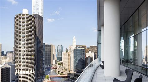 Apartments Downtown Chicago Illinois Downtown Chicago Luxury Apartments Oneeleven