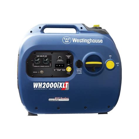 westinghouse 2200 watt gasoline powered digital inverter