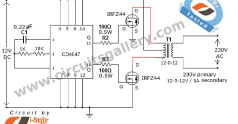 simple inverter wiring diagram 28 images simple dc ac