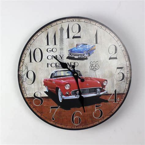 themes clock car online get cheap car wall clock aliexpress com alibaba