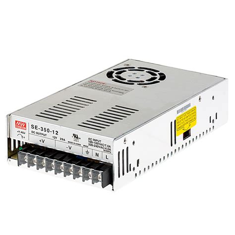 Power Supply Well Se 1000 36 well led switching power supply se series 100 1000w