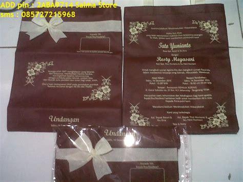 Tas Undangan Pakai Alas Nikah Murah Souvenir Unik 1 undangan pernikahan pakai foto kedai souvenir