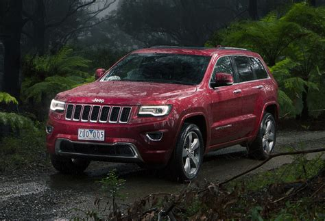 2014 Jeep Overland 2014 Jeep Grand Overland Review