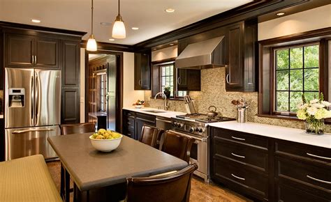 modern traditional kitchen ideas sazama remodeling gallery milwaukee wisconsin
