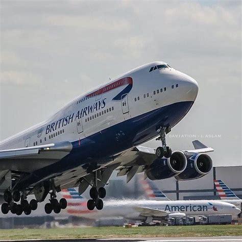 by instaspotter24 on instagram photo by av1ation airways boeing 747 airport runways