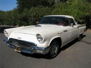 Ford Thunderbirds For Sale 1957 Ford Thunderbird For Sale