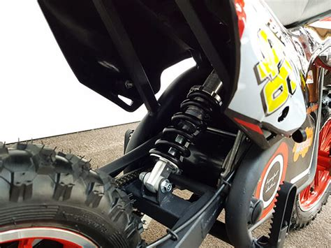 Elektro Motorrad Fuer Kinder by Kinder Elektro Motorrad Jumpy 500 Riesenspa 223 Auf 2 R 228 Dern