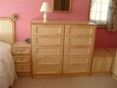 a selection of furniture in ash chrisking cabinetmaker