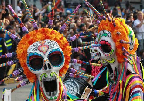 dias de fiesta en mexico d 237 a de muertos en m 233 xico el pa 205 s