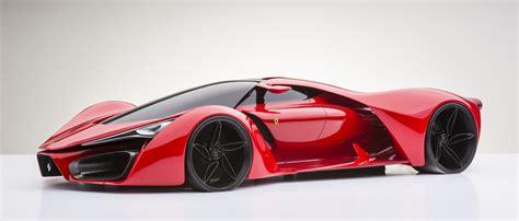 ferrari f80 concept car 1200hp ferrari f80 concept the versatile gent