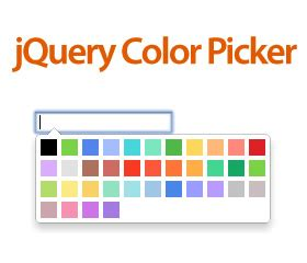 jquery color color picker jquery plugins