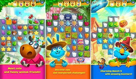 download game farm story mod apk farm charm match 3 blast king games 1 7 2 apk mod