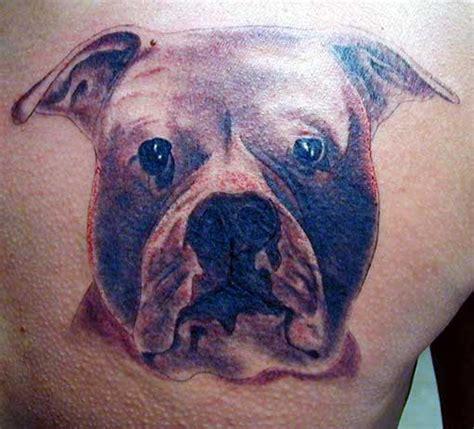 animal tattoo on head animal tattoos and designs page 104