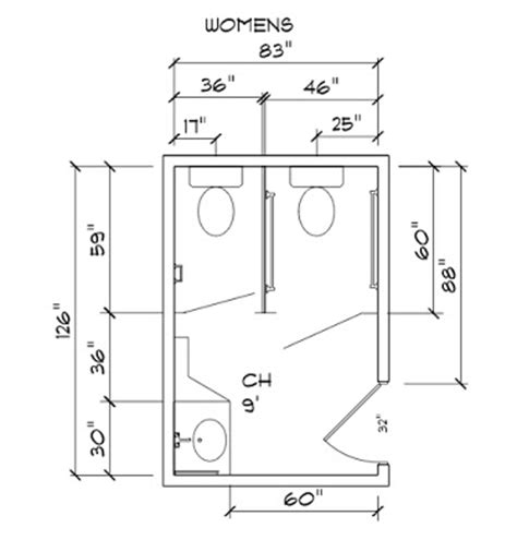 i'm renovating my office, does the existing bathroom need