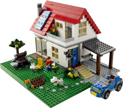 lego creator house lego creator 5771 hillside house i brick city