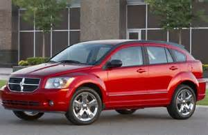 we hear dodge caliber bites the dust new small car