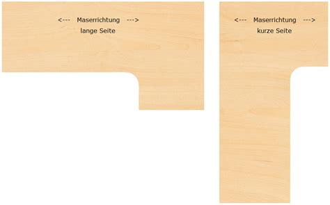tischplatten eckig oder sonderform platten borde nach ma 223