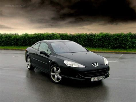 peugeot 407 coupe peugeot 407 car technical data car specifications