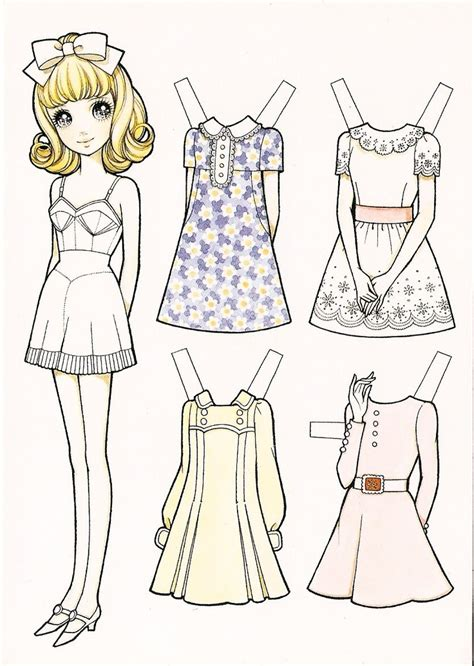 12 best paper doll images on pinterest paper dolls