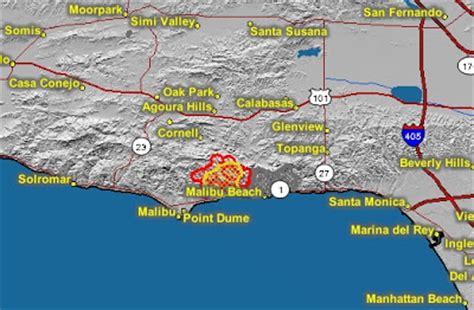 cfn california fire news cal fire news : malibu