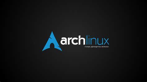 Arch linux wallpaper dark by kjeksomanen on deviantart