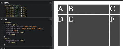 website grid tutorial control archives schoolofweb org