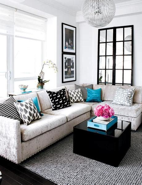 using black and white in your home decor paperblog