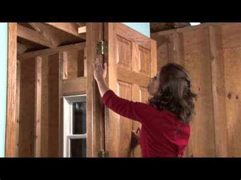 how to fix doors that won t stay open