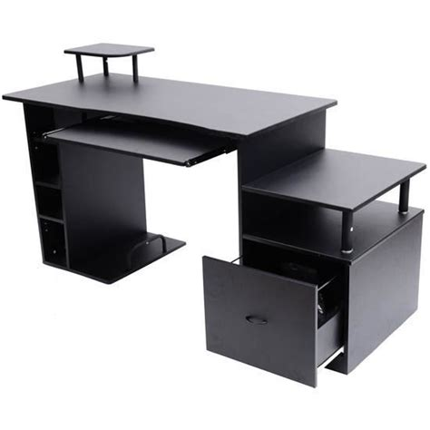 multi level computer desk convenience boutique multi level home office dorm