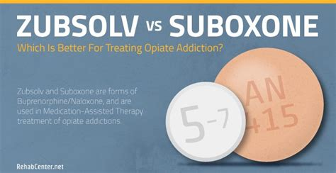 Suboxzone Detox Ceters In Upstate Ny by Zubsolv Vs Suboxone Which Is Better For Treating Opiate