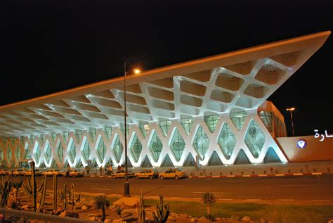 Timeless Architecture marrakech menara airport extension e2a architecture