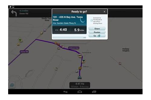 descargar waze para tableta android gratis