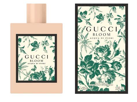 fiori di perfume gucci bloom acqua di fiori new fragrances