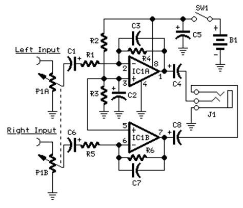 single transistor headphone lifier portable 9v headphone lifier page119