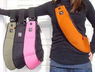 Tonga Tas Pinggang tas pinggang kanga dengan bentuk yang menarik