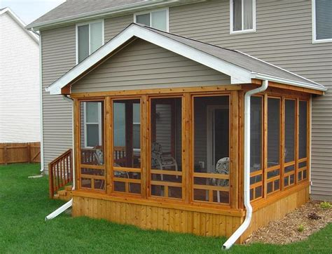 porch deck 3 season room an outdoor living space patios porches sunrooms pergolas decks in des moines