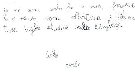 test disgrafia disgrafia grafologia scrittura grafoterapia rieducazione