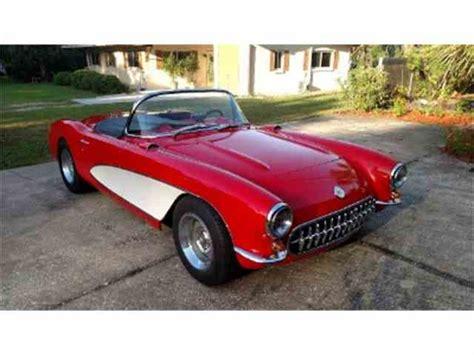 1957 corvette kit car 1957 chevrolet corvette for sale on classiccars 24