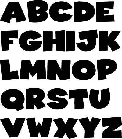 pattern block font best block letter font pictures to pin on pinterest