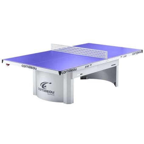 Outside Ping Pong Table by Table De Ping Pong Pro 510 Outdoor Prix Pas Cher Cdiscount