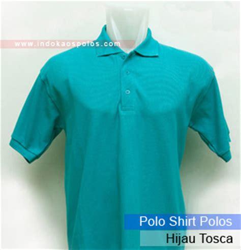 hijau tosca kaos kerah polo polo shirt polos kaos polos kerah bahan katun pique