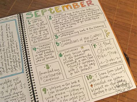 start een doodle 5 redenen om vandaag nog je notitieboek vol te schrijven