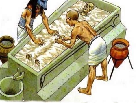 mummification process youtube