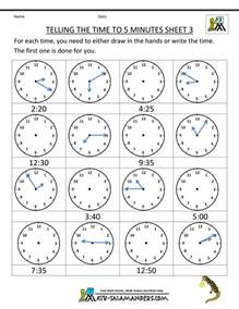 time telling worksheets new calendar template site