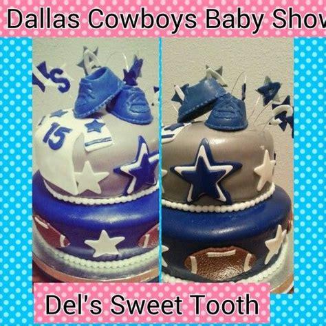 Dallas Cowboys Baby Shower Cake by Dallas Cowboys Baby Shower Cake Baby Shower Ideas