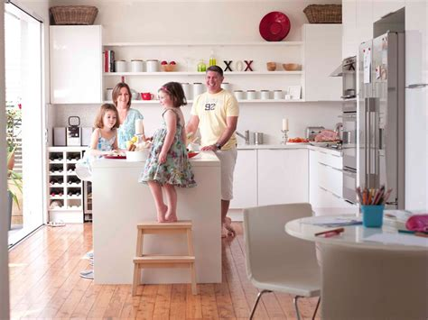 family kitchens creating family friendly kitchens solid wood kitchen
